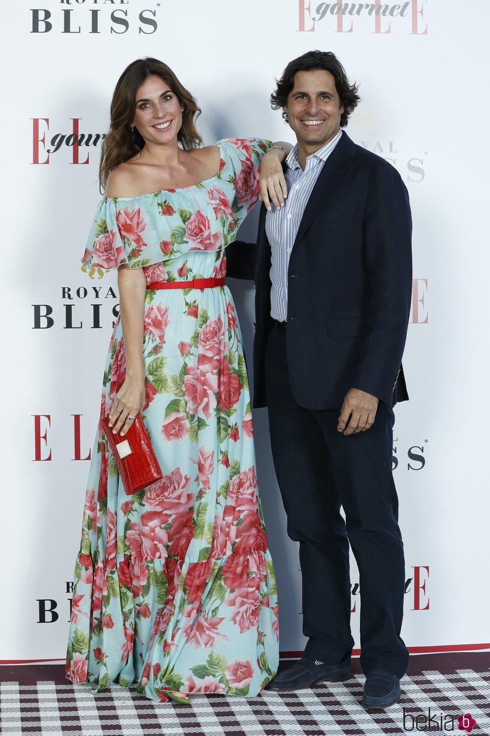 Fran Rivera y Lourdes Montes en los Elle Gourmet Awards 2018