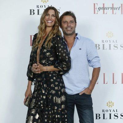 Laura Sánchez y David Ascanio en los Elle Gourmet Awards 2018