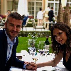 David y Victoria Beckham celebran sus 19 años de casados