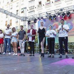 Los pregoneros del Orgullo de Madrid 2018