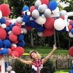 Miley Cyrus celebra el Día de la Independencia de Estados Unidos