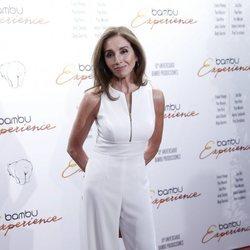 Ana Belén en la fiesta del décimo aniversario de la productora Bambú