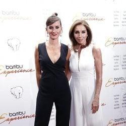 Ana Belén y Marina San José en la fiesta del décimo aniversario de la productora Bambú