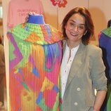 Toñi Moreno en la inauguración de una tienda de Ágatha Ruiz de la Prada en Madrid