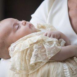 El Príncipe Luis en su bautizo