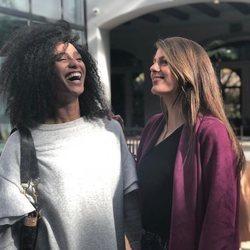 Marta Verona y Ketty, ganadora y finalista de 'Masterchef 6'