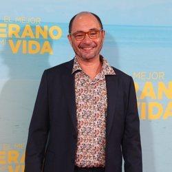 Jordi Sánchez en la premiere de 'El mejor verano de mi vida'