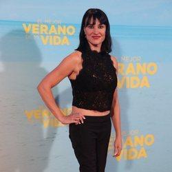 Irene Villa en la premiere de 'El mejor verano de mi vida'