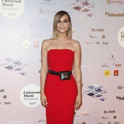 Norma Ruiz en el concierto de Niña Pastori durante el Universal Music Festival 2018