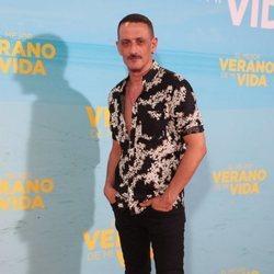Francisco Boira en la premiere de 'El mejor verano de mi vida'