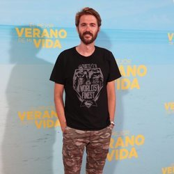 Manuel Velasco en la premiere de 'El mejor verano de mi vida'