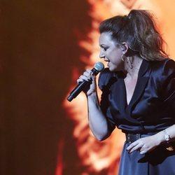 Niña Pastori en concierto durante el Universal Music Festival 2018