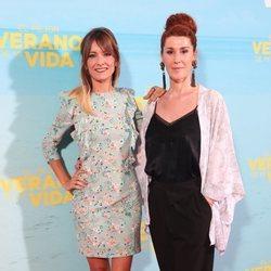 Miriam Cabeza y Mar abascal en la premiere de 'El mejor verano de mi vida'