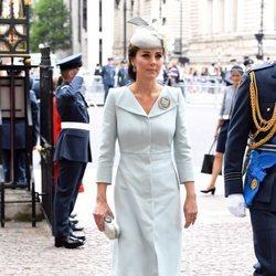 Kate Middleton en la celebración del centenario de la RAF