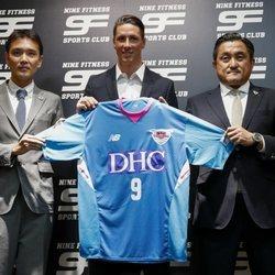 Fernando Torres anuncia su fichaje por el Sagan Tosu
