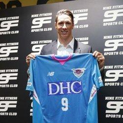 Fernando Torres, fichado por el Sagan Tosu