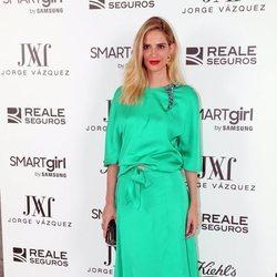 Teresa Baca en la fiesta de Jorge Vázquez en Madrid Fashion Week primavera/verano 2019