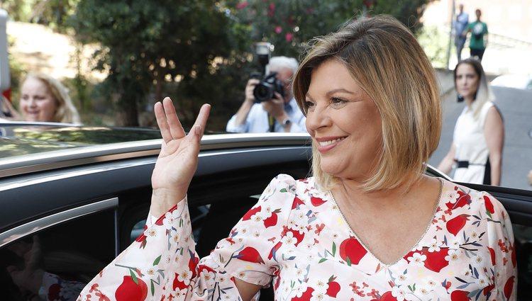 Terelu Campos recibe el alta tras ser operada del cáncer de mama