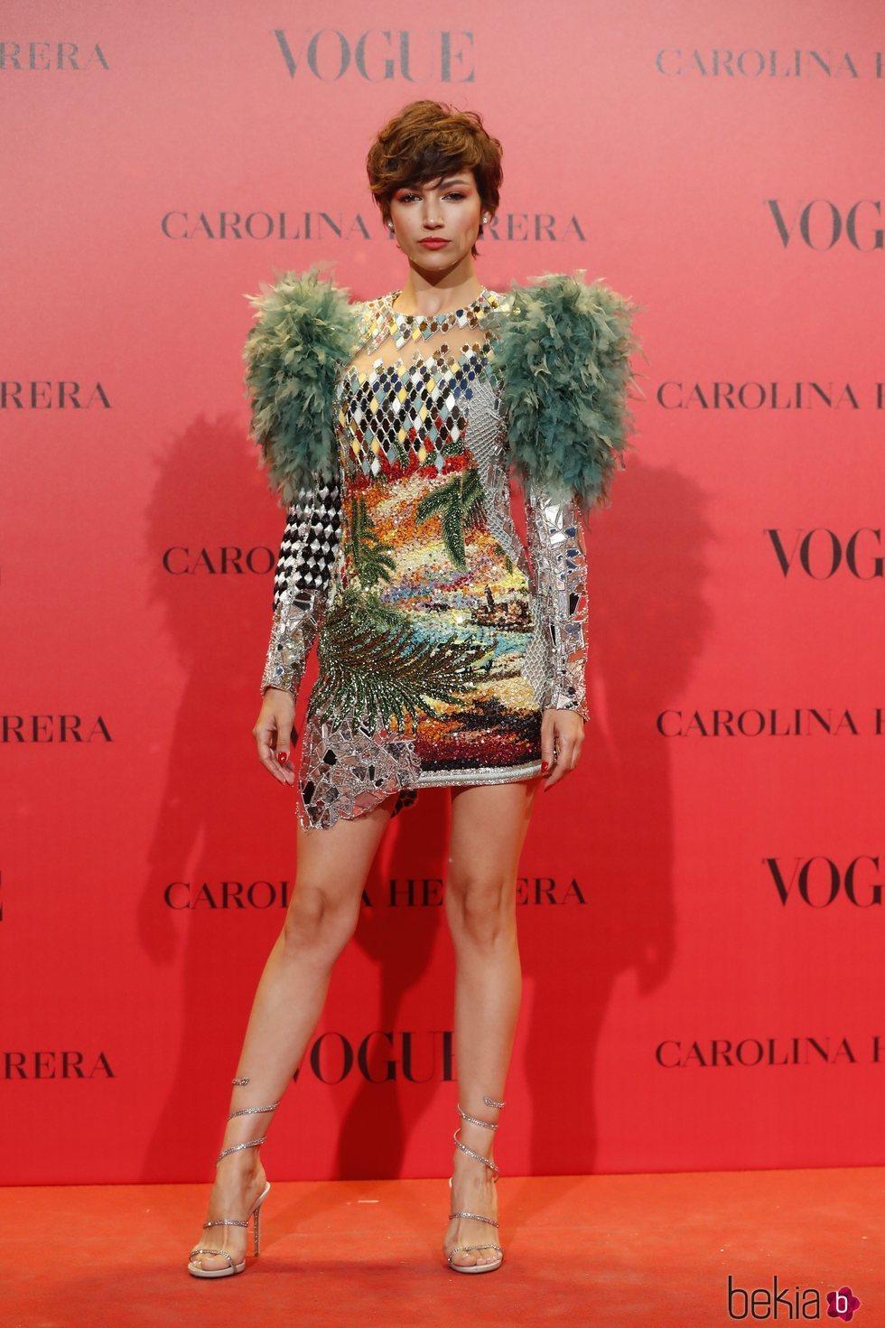 Úrsula Corberó en la fiesta del 30 aniversario de Vogue