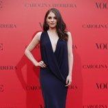 Andrea Duro en la fiesta del 30 aniversario de Vogue