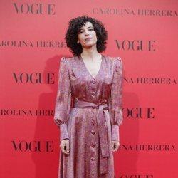 Irene Visedo en la fiesta del 30 aniversario de Vogue