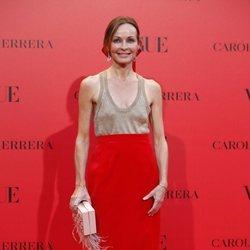 Sharon Corr en la fiesta del 30 aniversario de Vogue
