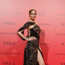 Eugenia Silva en la fiesta del 30 aniversario de Vogue