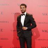 Maxi Iglesias en la fiesta del 30 aniversario de Vogue