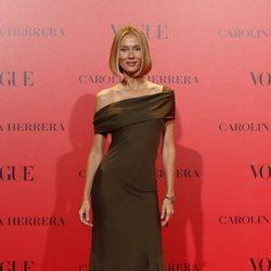 Vanesa Lorenzo en la fiesta del 30 aniversario de Vogue