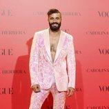 Álex García en la fiesta del 30 aniversario de Vogue