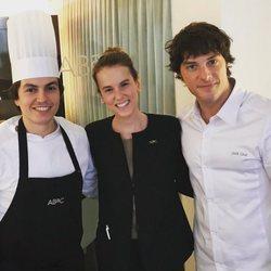 Jordi Cruz ficha a Víctor y Sofía de 'Masterchef 6'