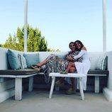 Paz Padilla y Anna Ferrer, muy unidas en sus vacaciones en Formentera