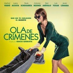 Cartel promocional de 'Ola de crímenes'