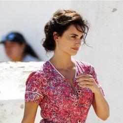 Penélope Cruz en medio de una de las escenas de 'Dolor y Gloria'