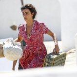 Penélope Cruz actuando en una de las escenas de 'Dolor y Gloria'