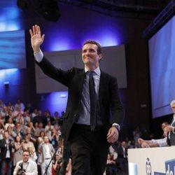 Pablo Casado se convierte en el Presidente del PP