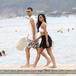 Nicole Scherzinger y Grigor Dimitrov de vacaciones