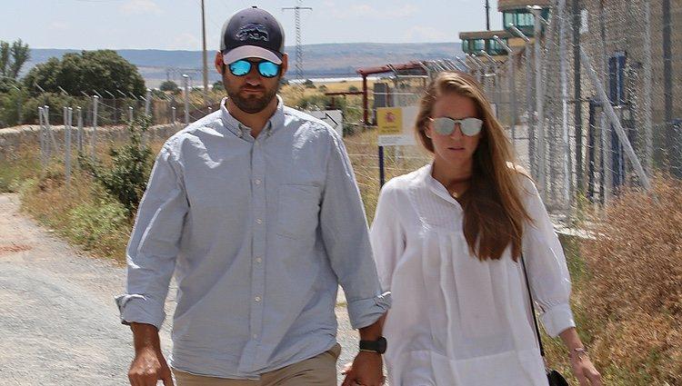 Lucas Gui Urdangarin y su pareja visitan a Iñaki Urdangarin en la cárcel