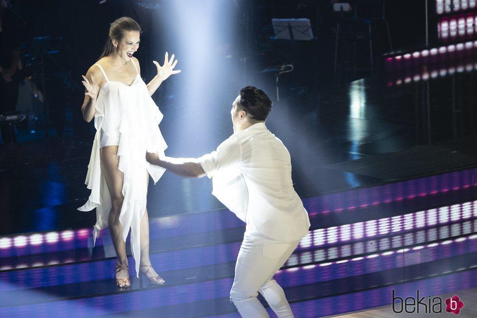 David Bustamante y Yana Olina se proclaman ganadores de 'Bailando con las estrellas'