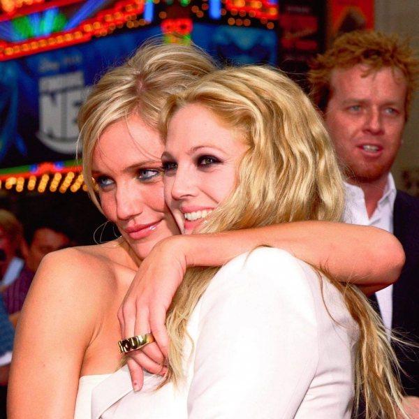 Cameron Diaz y Drew Barrymore: dos 'ángeles' inseparables