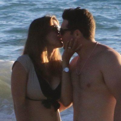 Manu Tenorio y Silvia Casas de vacaciones en Cádiz