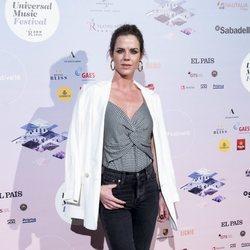 Amelia Bono en el concierto de Pablo López en el Teatro Real