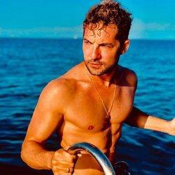 David Bisbal disfrutando de sus vacaciones en Menorca