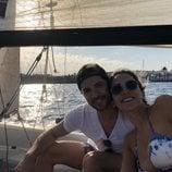 David Bisbal y Rosanna Zanetti de vacaciones en Menorca