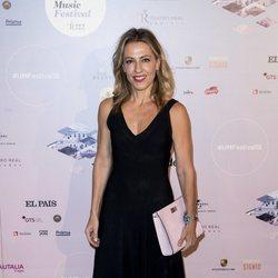 Angels Barceló en el concierto de Pablo Alborán en el Teatro Real