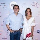 Albert Rivera y Beatriz Tajuelo en el concierto de Pablo Alborán en el Teatro Real