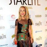 Carmen Lomana en el Festival Starlite en Marbella