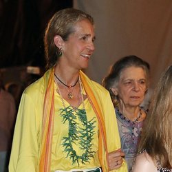 La Infanta Elena e Irene de Grecia en el concierto de Ara Malikian en Mallorca