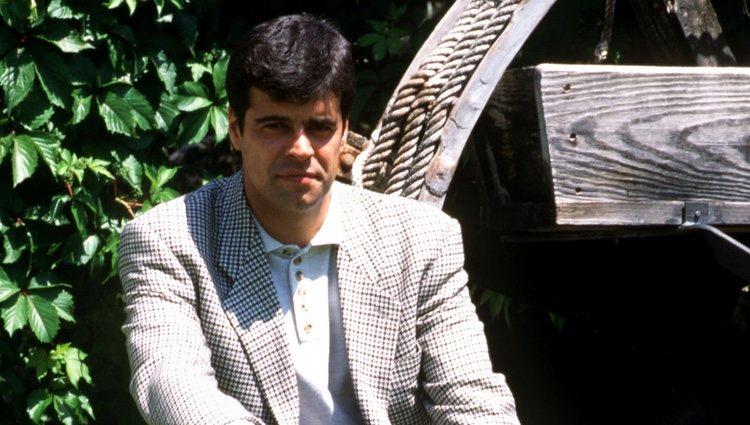 Andoni Ferreño hace años