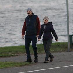 Liam Neeson y Lesley Manville dan comienzo al rodaje del drama 'Gente normal'